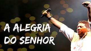03 A Alegria do Senhor - Fernandinho Ao Vivo - HSBC Arena RJ