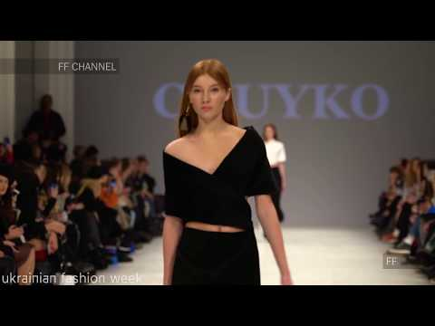 Chuyko  Fall Winter 20172018 Full Fashion   Exclusive