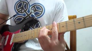 相対性理論 - BATACO guitar cover