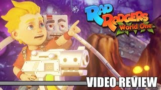 Review: Rad Rodgers - World One (Steam) - Defunct Games