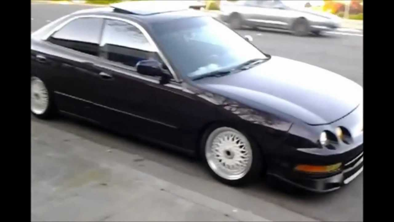 Baddest Integra Sedan Db8 Youtube