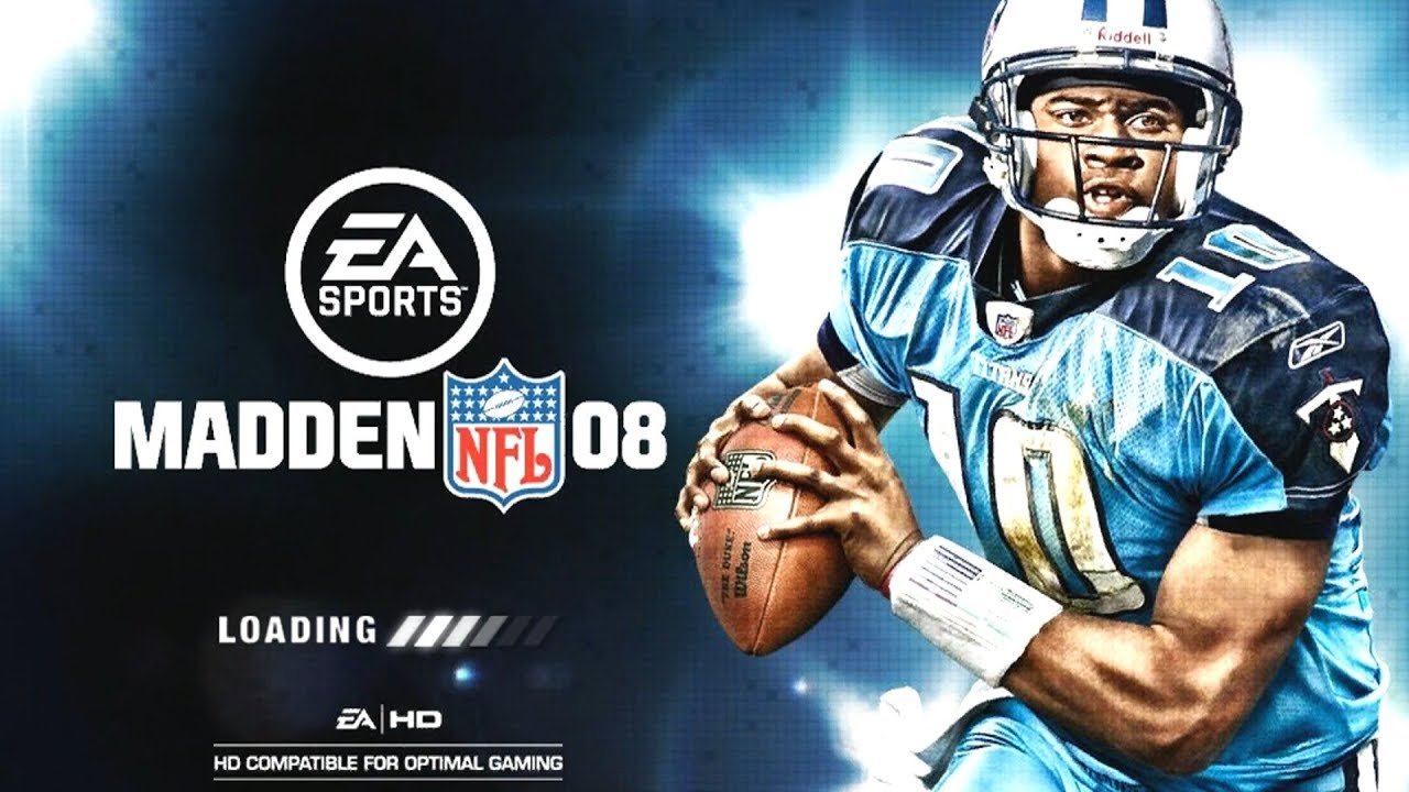 CAN WE GET VINCE YOUNG A RING - MADDEN 08 COVER ATHLETE REBUILD - TITANS  FRANCHISE