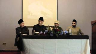 Khuddam Activities - North West MKA Q&A with Imam Sahib part1