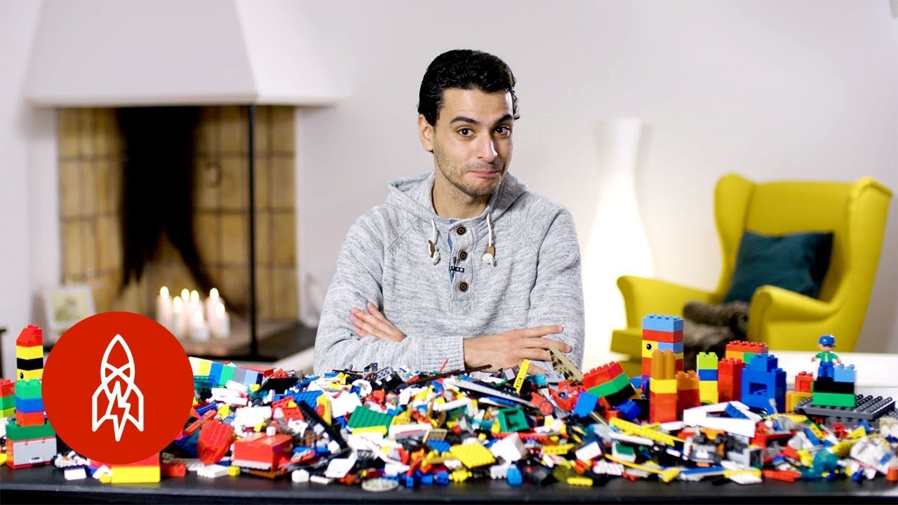Building the World's Biggest Stage Out of Lego