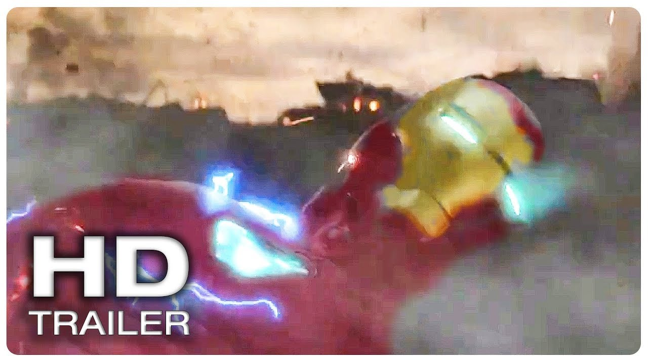 AVENGERS 4 ENDGAME Thanos Says He Will Burn Earth Trailer (NEW 2019) Marvel Superhero Movie HD