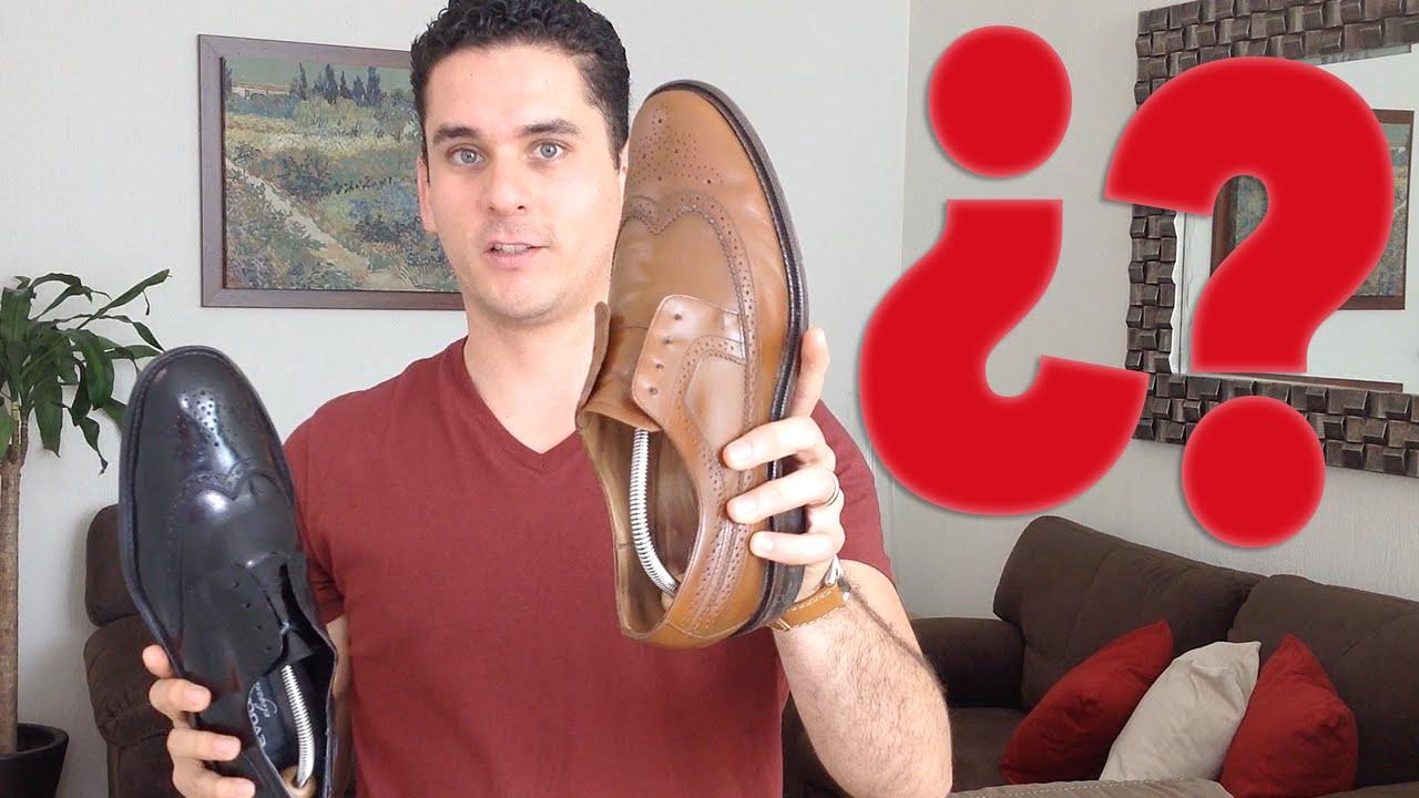 Tipos de zapatos para hombre   Reglas de etiqueta, tips, y usos para 5 tipos de zapatos