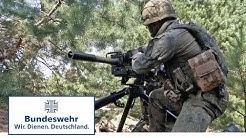 Spezialisierte Infanterie: der Granatmaschinenwaffentrupp der Luftwaffe - Bundeswehr