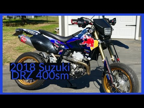 Repeat NOT The Bike For You! DRZ40SM Suzuki SuperMoto Likes