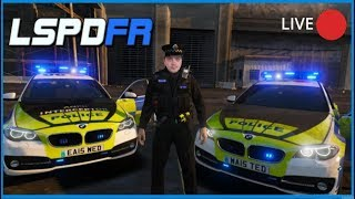 🚨LSPDFR GTA 5🚨LETS ARREST SOME PEOPLE !! AND HAVE SOME FUN! 🚨