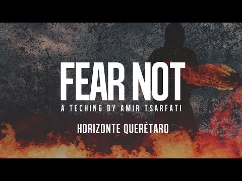 """""""Fear Not"""" on Isaiah 43:1-7, June 9, 2017"""