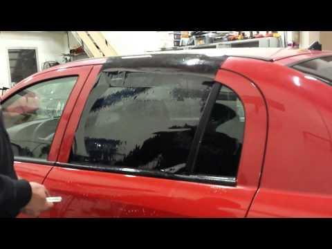 Opel Astra G window film