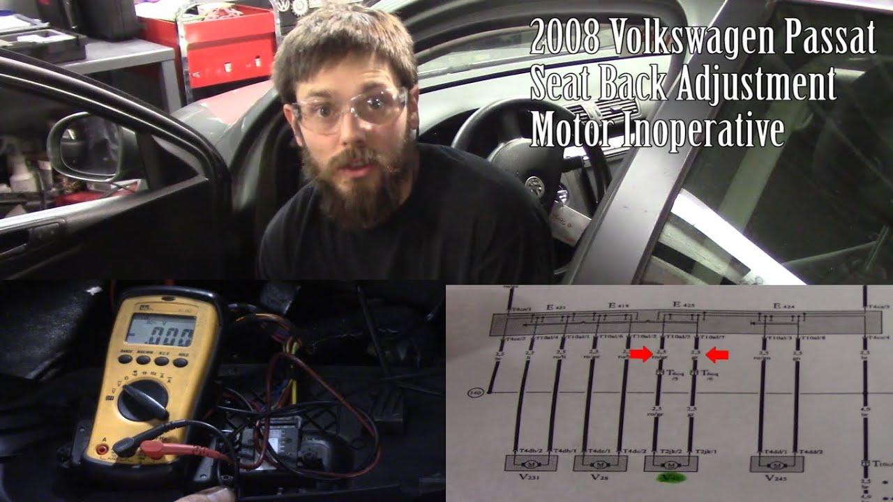 2008 Volkswagen Beetle Passenger Window Inoperative Intermittent New Window Motor Module Youtube