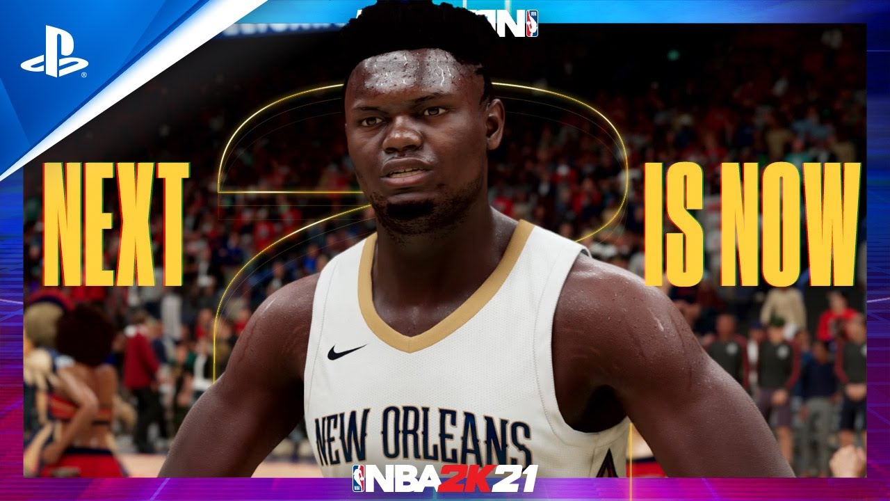 NBA 2K21 - Mi EQUIPO: Next is Now - Lanzamiento de la temporada 2