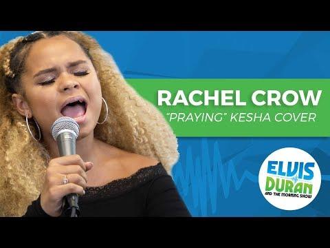 "Rachel Crow - ""Praying"" Kesha Acoustic Cover | Elvis Duran Live"