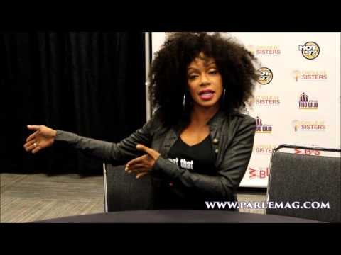 Wendy Raquel Robinson Talks Overcoming Shyness & Upcoming Projects