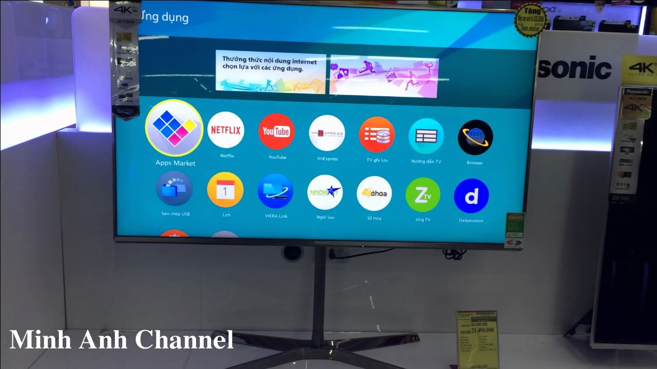 premium play su smart tv panasonic