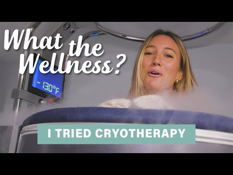 Cryotherapy | What the Wellness | Well+Good