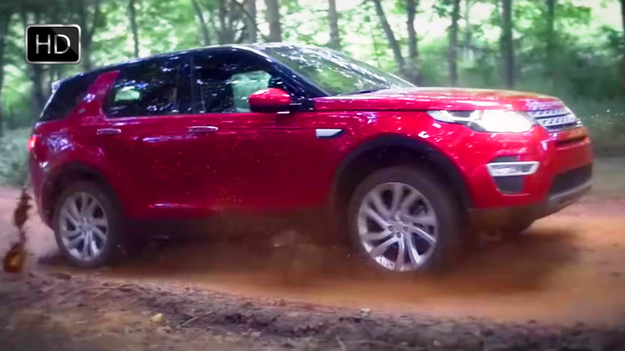 2015 Land Rover Discovery Sport Compact SUV Off Road HD ...