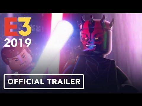 Lego Star Wars – The Skywalker Saga Official Reveal Trailer – E3 2019
