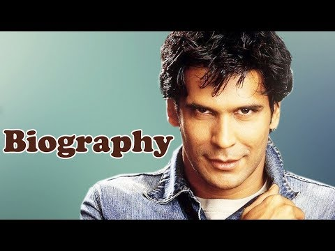 Milind Soman - Biography