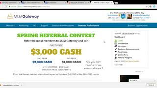 How to make $3000 from referrals