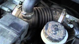 P1701 Nissan Sentra 2012