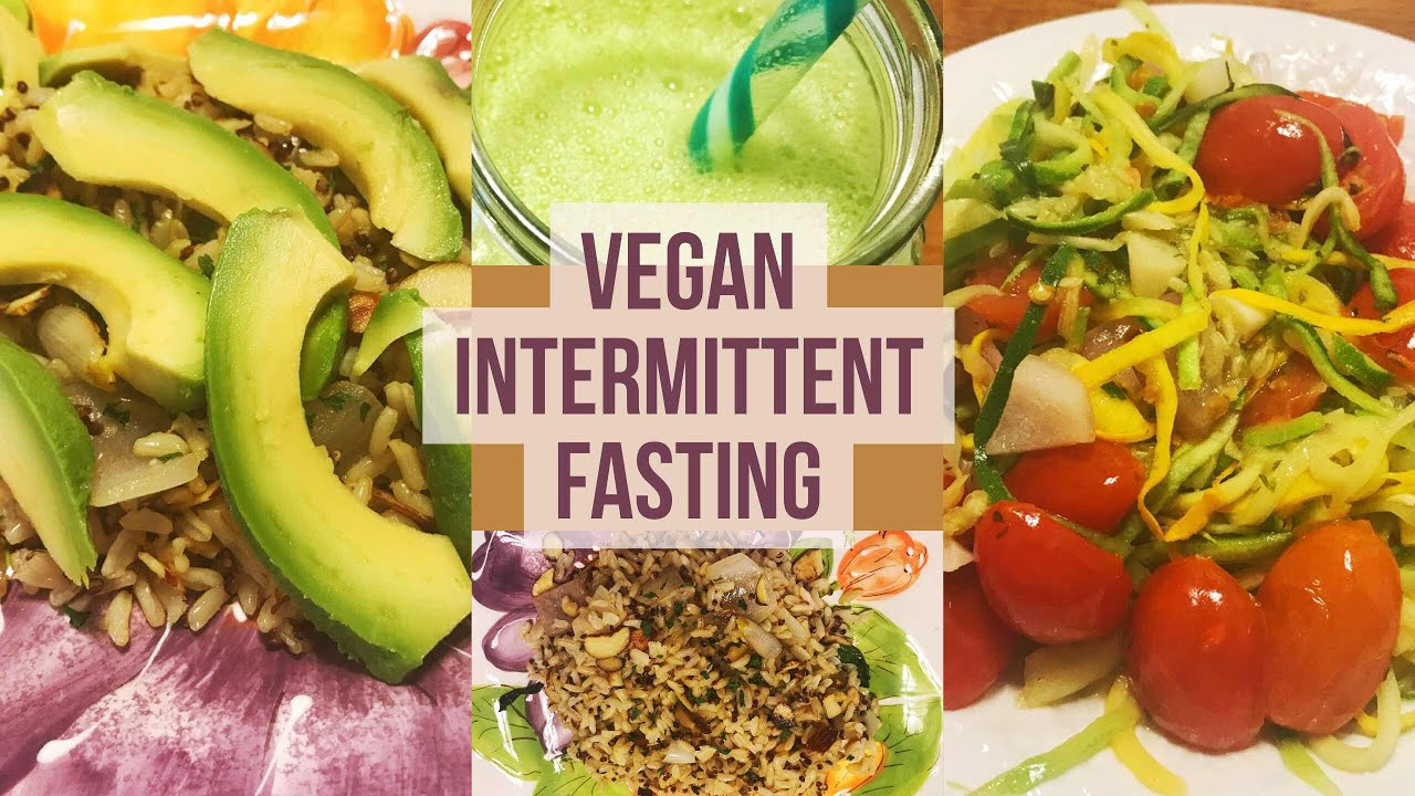 Intermittent Fasting Weight Loss: What I Eat In a Day ...