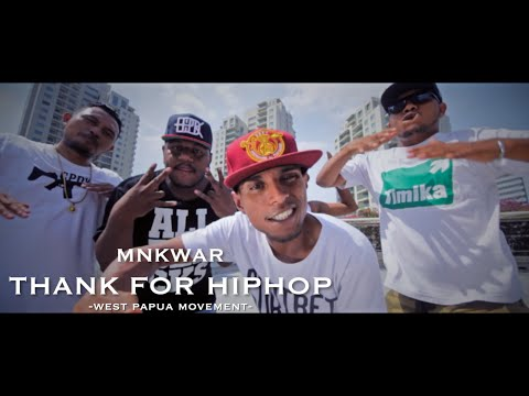 MNKWAR - Thank For HipHop (Official Music Video)