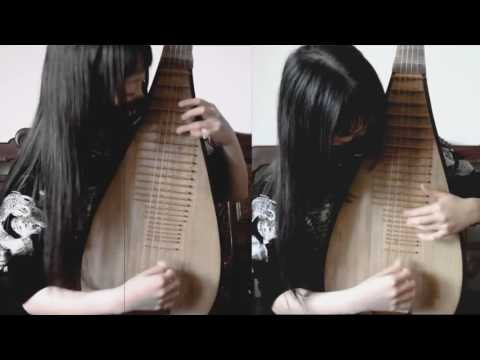 Senbonzakura cover by Chinese traditional instrument----Pipa