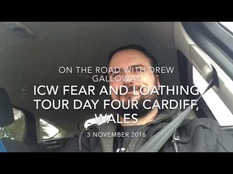 Day four ICW Fear and Loathing IX tour S1-ep11 from YouTube · Duration:  13 minutes 9 seconds