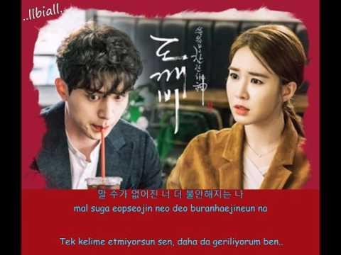 (Goblin OST Part 5) Eddy Kim - You're So Beautiful Türkçe Altyazılı (Han/Rom)