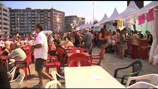 Mislata inaugura su feria de fiestas en la Plaza Mayor