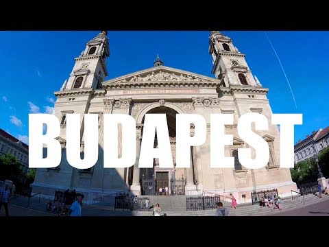 A TOUR OF BUDAPEST: Hungary's Incredible Capital City