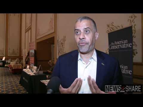 Interview: Larry Sharpe on Running for NY Governor as Libertarian