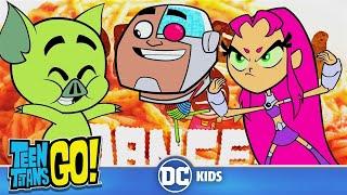 Teen Titans Go! in Italiano   BALLO dei Titans!