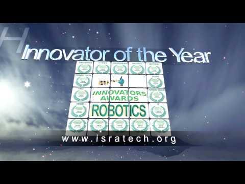 ISRATECH INNOVATORS AWARDS ROBOTICS NOMINEE  MAZOR ROBOTICS