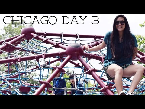 Travel With Me! | Chicago Day 3  (Shedd Aqarium, The Art Institute)