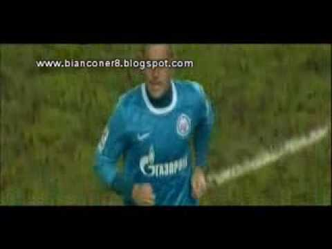 Alexander Kerzhakov Vs Dinamo Moscow - Bianconer8
