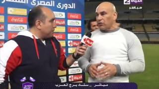 شاهد| إبراهيم حسن: «أنا وحسام ولاد الأهلي.. خلصانة»