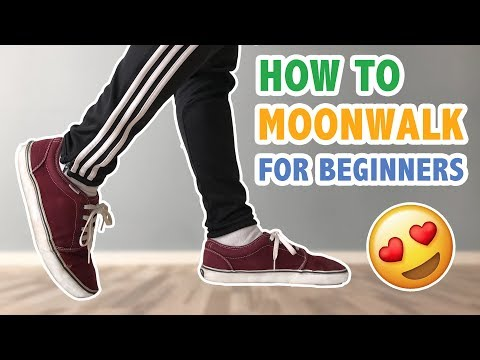 How To Moonwalk For Beginners (Michael Jackson Dance Move) | Dance Tutorial #26 | Learn How To Dance