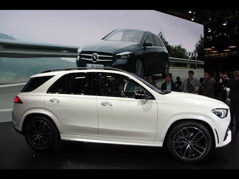 Все новинки Mercedes от седана А-класса до GLE