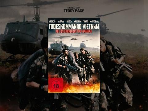 Todeskommando Vietnam - Die Dschungelratten kommen