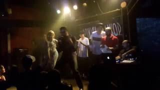 Смотреть видео ПараТайн - Криминал (LIVE ) Москва клуб Дождь Мажор 20.08.16 онлайн