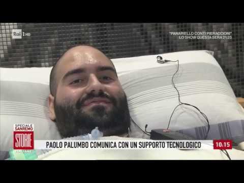 'Io sto con Paolo', la canzone che ha commosso l'Ariston - Storie italiane 14/02/2020