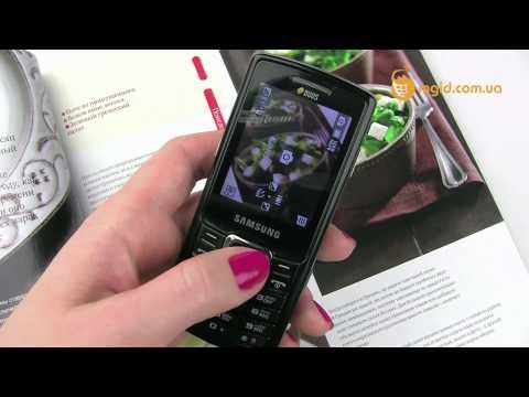 Видеообзор телефона Samsung C5212 Duos