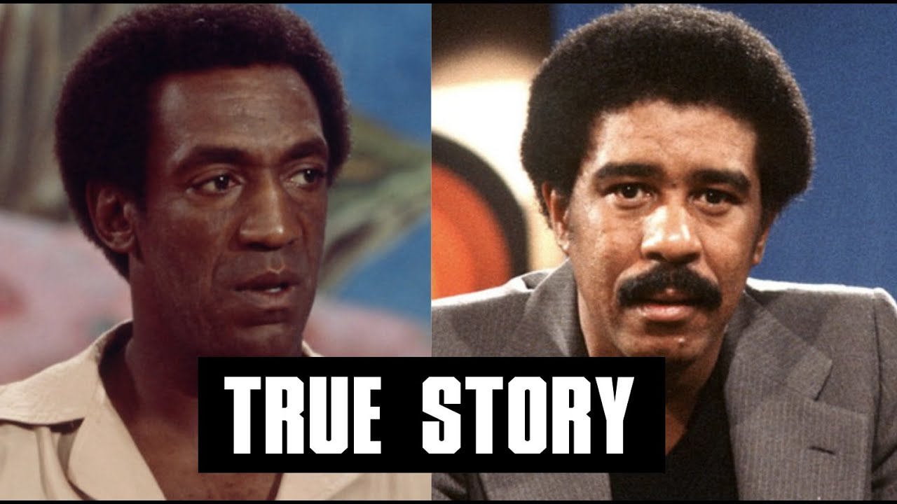 Why Bill Cosby And Richard Pryor Had Beef - Here's Why