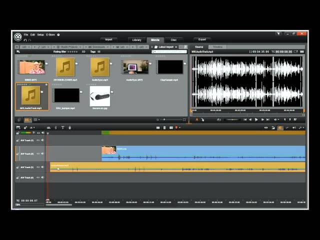 How To Sync External Audio With Video