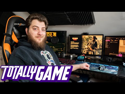 World's Longest Streamer Hits 2100 Hours - And Counting | TOTALLY GAME