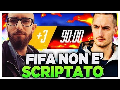 FIFA NON E' SCRIPTATO - COOP CON ROHN