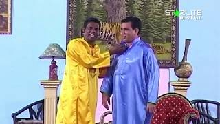 Muhabbat CNG 2 Amanat Chan and Nasir Chinyoti New Pakistani Stage Drama Trailer Full Comedy Funny Pl